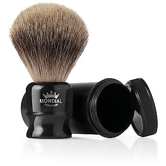 Mondial 1908 Travel Badger Shaving Brush For Diameter 18 Mm (Man , Shaving , Brushes)