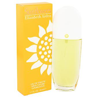 Sunflowers by Elizabeth Arden Edt Spray 50ml