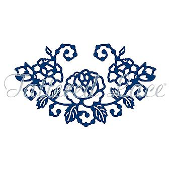 Tattered Lace Rose Embellishment Die