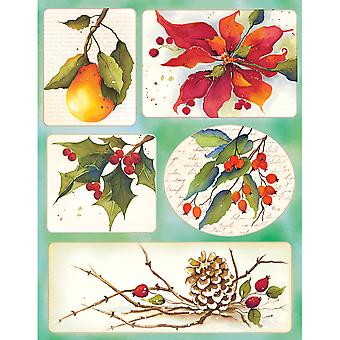 Penny Black Stickers-Berry Delight PB10STKR-10232