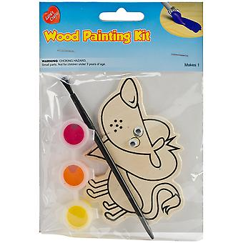 Wood Painting Kit-Lion 335-70-635