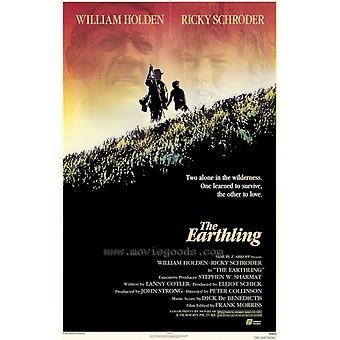 Earthling film plakatutskrift (27 x 40)