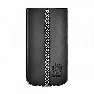 Bugatti cross leather case for Samsung Galaxy nexus I9250 black