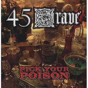 45 grav - Pick Your Poison [Vinyl] USA importerer