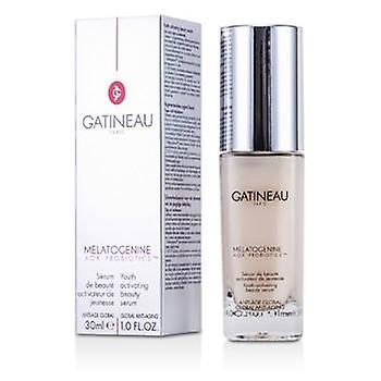 Gatineau Melatogenine AOX probiotiques Activateur de Jeunesse Sérum de Beauté - 30ml / 1oz