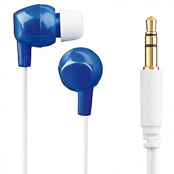 THOMSON Headphones In-ear EAR3106BL for children, 85 dB, Blue