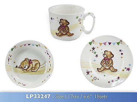 Kleine beer knuffels voederen Set Baby peuter baby cadeau