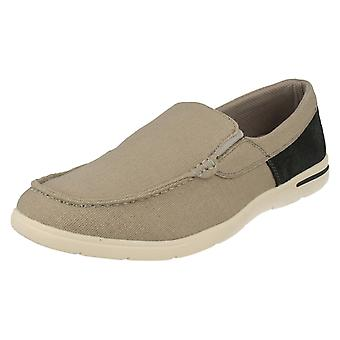 Mens Padders Casual Slip On Shoes Lee