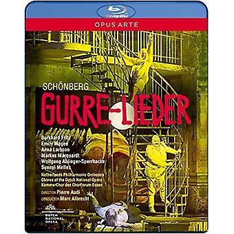 Schoenberg: Gurre-Lieder [Blu-ray] USA import