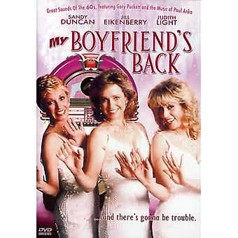 Min kærestes Back [DVD] USA importerer