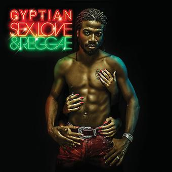 Gyptian - Sex Love & Reggae [CD] USA import