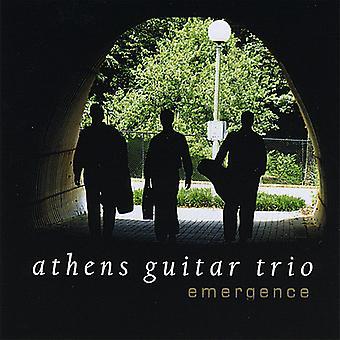 Athen-Gitarren-Trio - Entstehung [CD] USA importieren