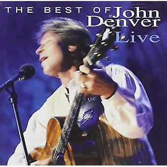 John Denver - importar de USA mejor de en vivo [CD]