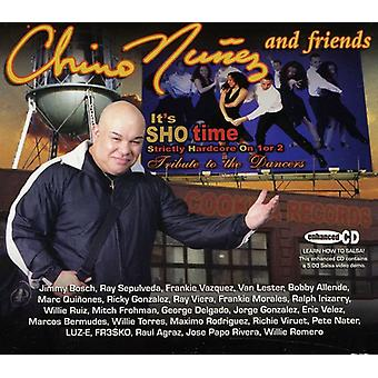 Nunez, Pablo Chino & Friends - It's Shotime Strictly Hardcore on 1or2 Tribute to [CD] USA import
