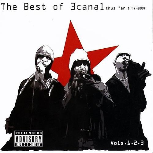 3Canal - Vol. 1-3-Best of 3Canal 1997-04 [CD] USA import