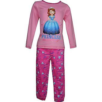 Disney Sofía el primer chicas manga larga pijama PH2161