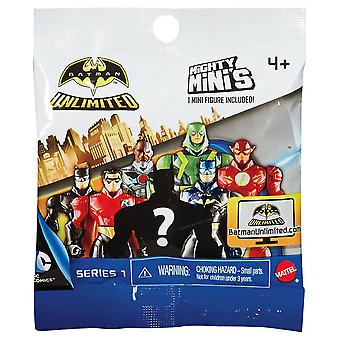 Batman mäktiga Minis blinda Pack