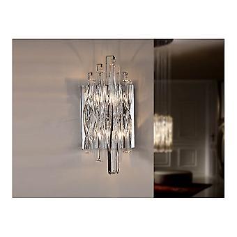 Schuller Manacor Crystal Bar Wall Light