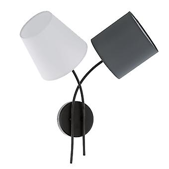 Eglo ALMEIDA 2 Shade Wall Light