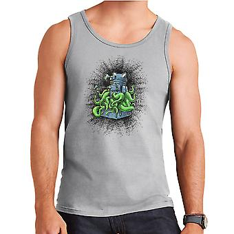 Doctor Who Dalek Tentacles Men's Vest