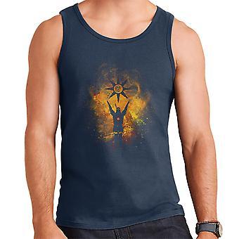 Praise The Sun Art Solaire of Astora Dark Souls Men's Vest