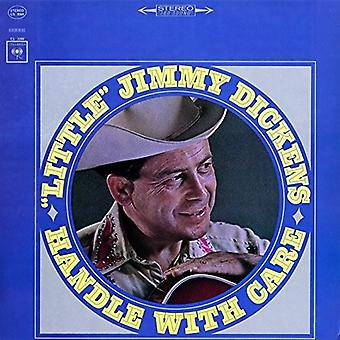 Jimmy Dickens - handtag med vård [CD] USA import