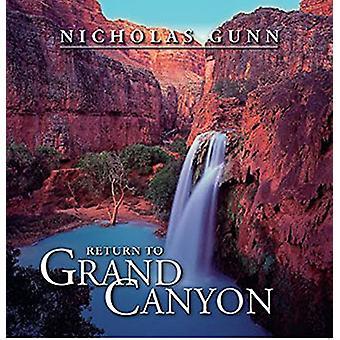 Nicholas Gunn - vende tilbage til Grand Canyon [CD] USA import
