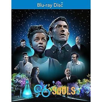 96 sjæle [Blu-ray] USA import