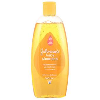 Johnson's Johnson Baby Shampoo 500Ml S (Children , Hair , Shampoo)