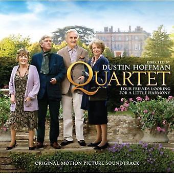 Various Artists - Quartet [CD] USA import