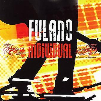 FUlano - individuelle [CD] USA importerer