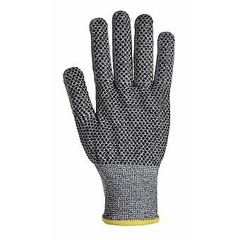 Portwest - Cut Resist Sabre-Dot Glove One Pair Pack