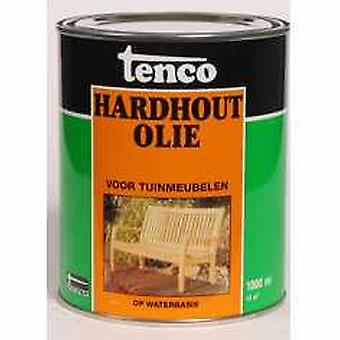 Tenco Hartholzöl transparent/off weiß 1 l