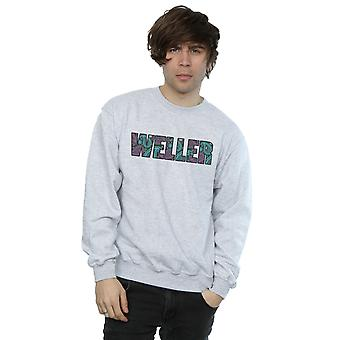 Paul Weller mænds Paisley Logo 1 Sweatshirt