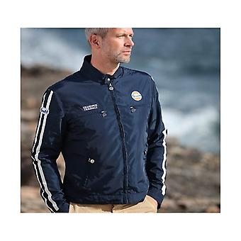 Grandprix Originals Racing Jacke Marineblau