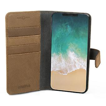 Champion Wallet Case Coffee iPhone 8