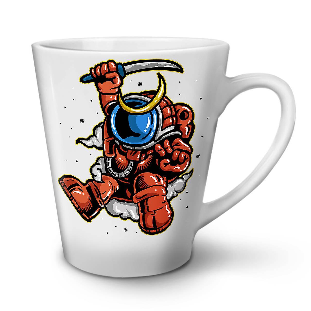 Céramique Invaders Tasse Latte Blanc Nouveau OzWellcoda 12 Space Café srxthCQd