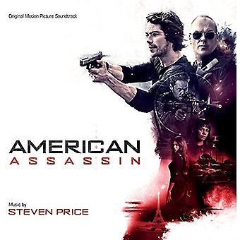 Steven Price - American Assassin (Score) / O.S.T. [CD] USA import