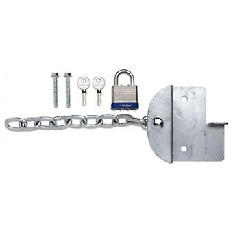 Solon Wheelie Bin Security Lock