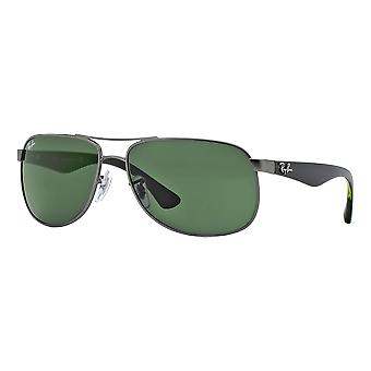 Ray - Ban RB3502 Gunmetal Green