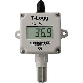 Multi-channel data logger Greisinger T-Logg 160 Unit of measurement Temperatur