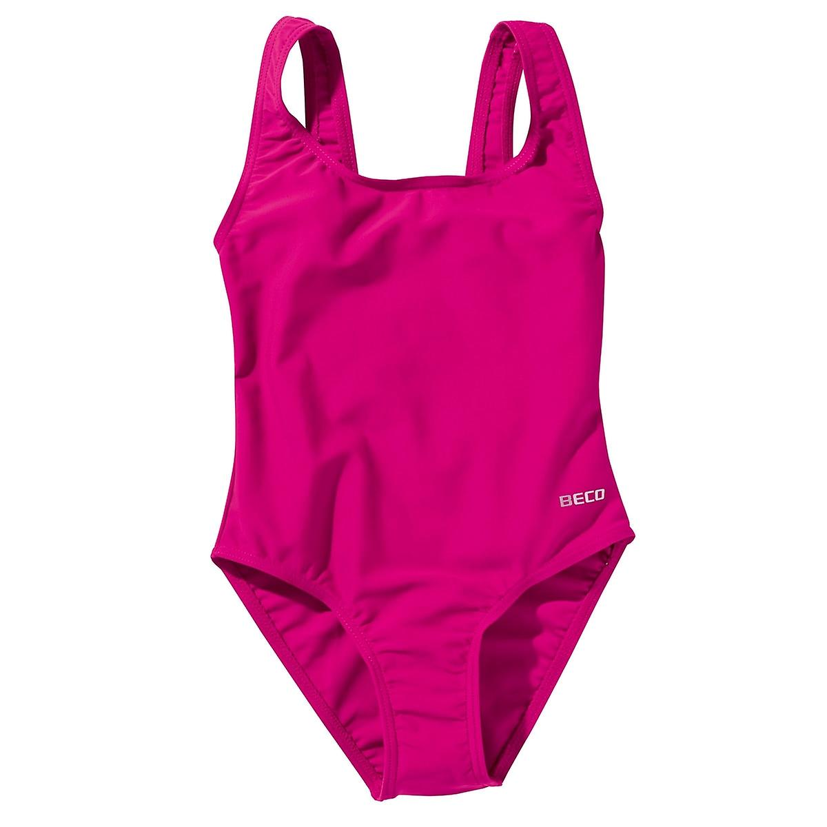 BECO Mädchen Surfer Mädchen Badeanzug - Pink
