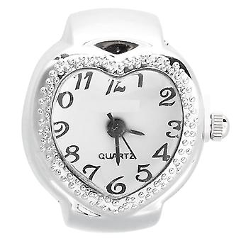 Ladies Unique Ring Watch Love BGRING1
