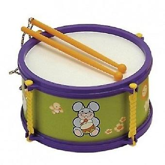 Reig Drum 20 Cm. Diameter, In Bag And Pest