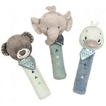 Nattou Cri-Cri Assortment Elephant