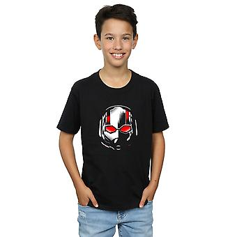 Marvel Boys Ant-Man and The Wasp Scott Mask T-Shirt