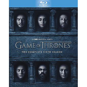 Game of Thrones - Season 6 [Blu-ray]