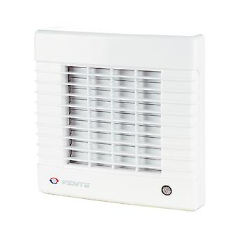 Vents energy-saving extractor fan 150 MA range 295 m³/h IP24