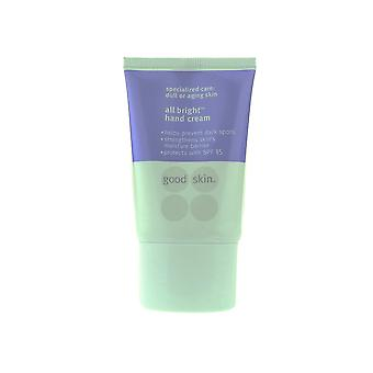 Good Skin All Bright Hand Cream SPF15 1.7OZ/50ml Unboxed