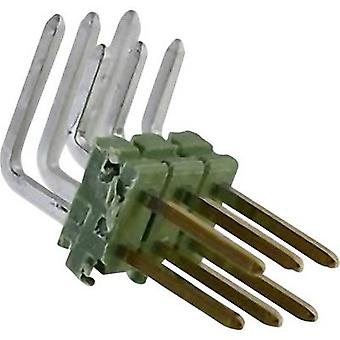 TE Connectivity Pin strip (standard) No. of rows: 2 Pins per row: 10 1-825457-0 1 pc(s)